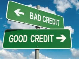good bad credit score