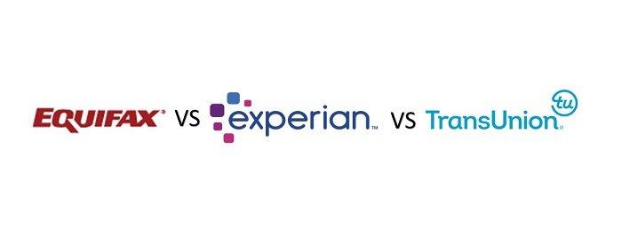 Equifax vs. Experian vs. Transunion Complete Credit Bureau Guide